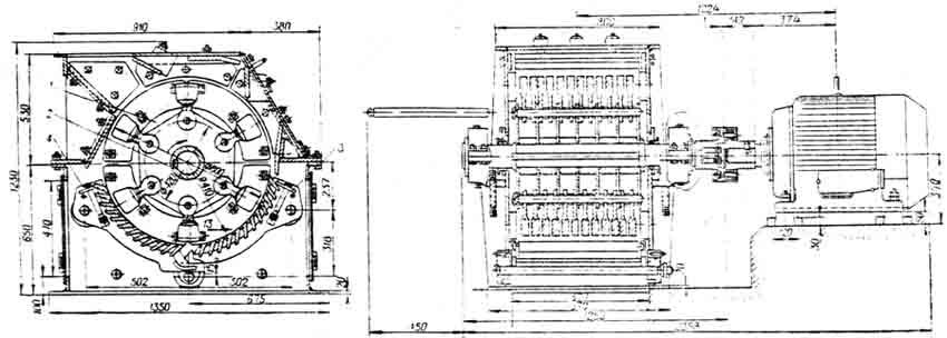 Молотковой дробилки в Кострома дробильная установка в Рязань
